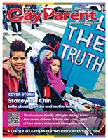 Gay Parent magazine-New York 2017-2018 issue #15 digital download