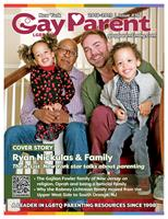 Gay Parent magazine-New York 2018-2019 issue #16 digital download