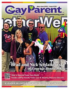 Gay Parent magazine subscription - Digital Downloads
