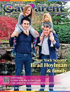 Gay Parent magazine-New York 2020-2021 issue #18 digital download