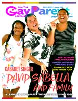 Gay Parent magazine-New York 2021-2022 issue #19 digital download